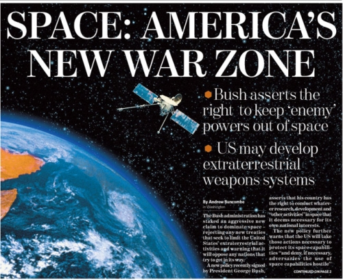 Transforming The War Industry Into A World Cooperative Space Industry: A New Economic Stimulus Package & Security System via The Space Preservation Act and Companion Space Preservation Treaty